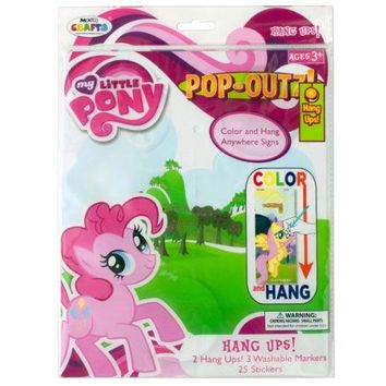 My Little Pony Pop-Outz Hang Ups Activity Set ( Case of 40 )