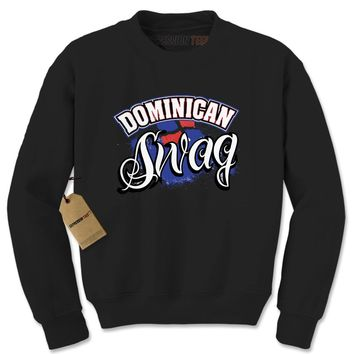 Dominican Swag Adult Crewneck Sweatshirt