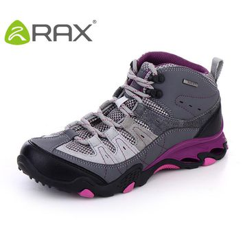 Outdoor Hiking Shoes Suede