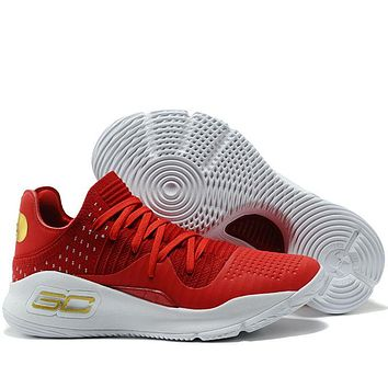 Trendsetter Under Armour Curry5  Women Men Fashion Casual Sneakers Sport Shoes