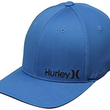 Hurley Dri-Fit Corp Hat - Fountain Blue - L/XL
