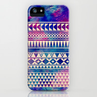 Urban Tribal iPhone & iPod Case by hyakume