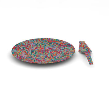 """Project M """"More Sprinkles"""" Limited Edition 8"""" Pie Platter Set"""