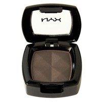 NYX Single Eye Shadow, Charcoal Brown, 2.4 g