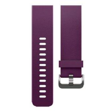 Fitbit Blaze Classic Accessory Band, Purple (Large) (Refurbished)