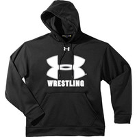 UNDER ARMOUR Men's Wrestling Hoodie
