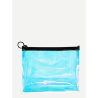 Iridescence Makeup Bag