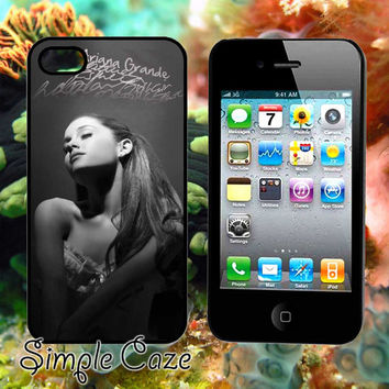 Ariana Grande,Accsessories,Case,Cell Phone,iPhone 4/4S,iPhone 5/5S/5C,Samsung Galaxy S3,Samsung Galaxy S4,Rubber/512Q16