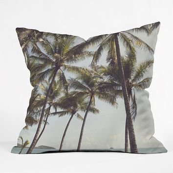Catherine McDonald South Pacific Islands Throw Pillow