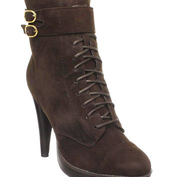 OZZY BOOTIE - BROWN