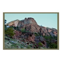 Zion National Park Poster