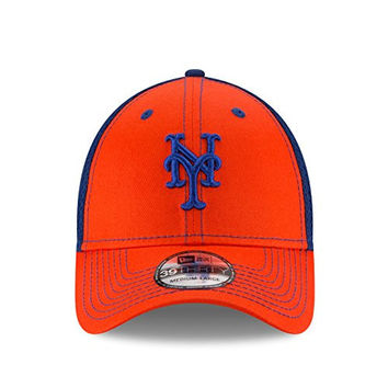 New York Mets New Era MLB 39THIRTY Team Front Neo Flex Fit Hat