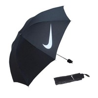 DCCKNQ2 Nike Fashion Black Rubber Sun Umbrella