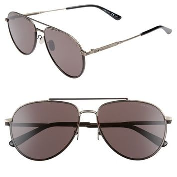 Bottega Veneta 59mm Aviator Sunglasses | Nordstrom