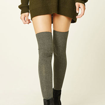 Over-The-Knee Sock Set