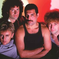 Queen Band Poster 22x34
