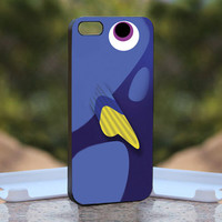Finding Nemo dory - Design available for iPhone 4 / 4S and iPhone 5 Case - black, white and clear cases