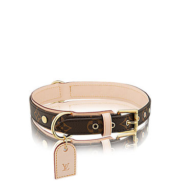 Products by Louis Vuitton: Baxter Dog Collar GM