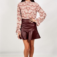 fab'rik's Cute & Trendy ASHER CALDWELL SKIRT