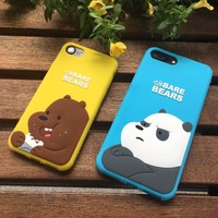 Fashion  Cases for Apple iPhone 5 5s SE 6 6s 7 Plus Protective Sleeve