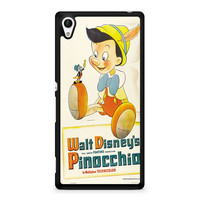 Pinocchio Wooden Puppet Sony Xperia Z4 case