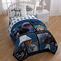 Star Wars Reversible Comforter - Twin / Full