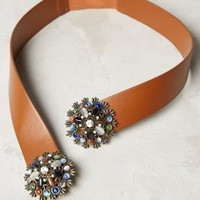 Anwen Belt by Anthropologie in Brown Size: