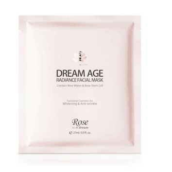 Dream Age Radiance Facial Mask