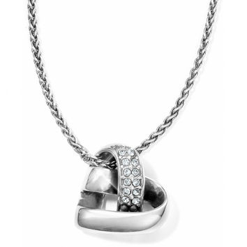 Brighton Knotted Heart Necklace