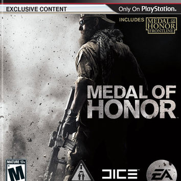 Medal of Honor - Playstation 3 (Game Only)