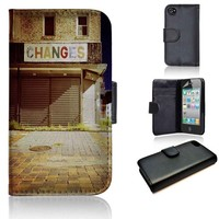 Changes | wallet case | iPhone 4/4s 5 5s 5c 6 6+ case | samsung galaxy s3 s4 s5 s6 case |