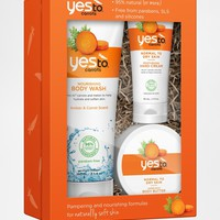 Yes To Carrots ASOS Exclusive Body Set SAVE 21%