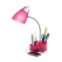 Equip Your Space Organizer Desk Lamp - Bed Bath & Beyond