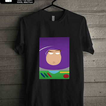 Minimalistic Buzz Lightyear T-SHIRT FOR MAN SHIRT,WOMEN SHIRT **