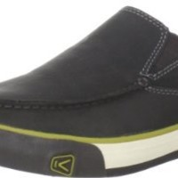 KEEN Men's Timmons Slip-On Casual Shoe,Black Olive,7 M US