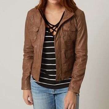 LUCKY BRAND DERBY JACKET