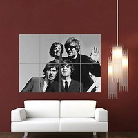 THE BEATLES GIANT POSTER ART PRINT G742