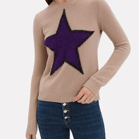 Star Front Sweater