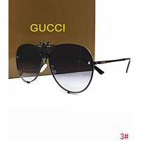 GUCCI Popular Women Chic Lovely Bee Summer Style Sun Shades Eyeglasses Glasses Sunglasses 3# I-AJIN-BCYJSH