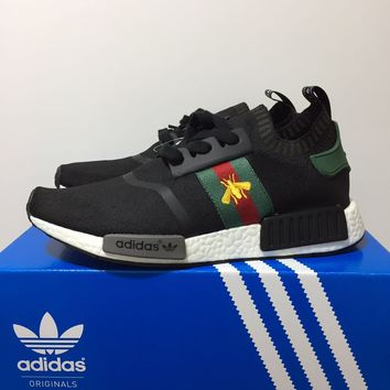 Gucci x Adidas NMD Boost - Black