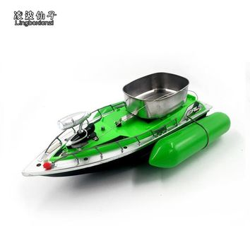 New Arrival T10 Electric Wireless Mini RC Bait Boat Fast RC Fishing Adventure Lure Bait Boat for Finding Fish