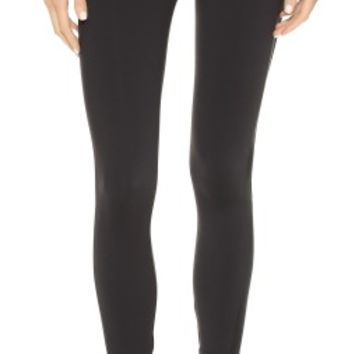 Ankle Contrast Crop Leggings