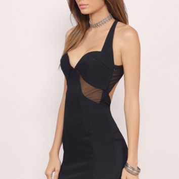 Precision Bodycon Dress $66