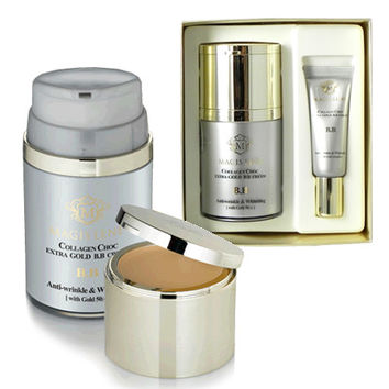 MAGIS LENE Collagen Choc Extra Gold B.B Cream Special Gift Set - BB Cream