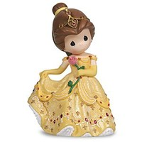 Belle Rotating Musical Figurine by Precious Moments | Disney Store