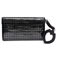 AZZEDINE ALAÏA | Python Leather Clutch Bag | Browns fashion & designer clothes & clothing