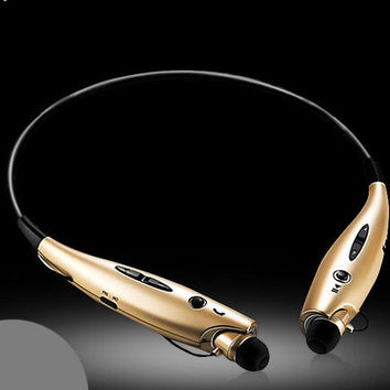 Bluetooth Headphones Stereo Neckband Wireless Headset Sport Earbuds with Mic for iPhone 7 7Plus & iPhone se 5s 6 6 Plus Best Gift