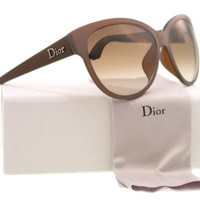 NEW Dior Sunglasses CD Paname F Brown O5OCC  59mm