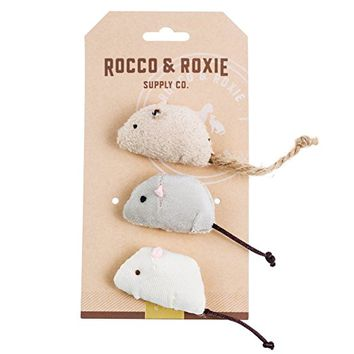Cute Cat Toys for Hours of Fun With Your Pet - Choose 3 Small Mice, 1 Large Mouse or Fun Balls for Interactive Play Time