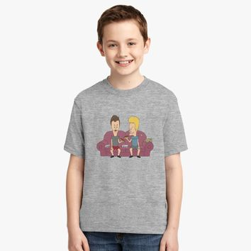Beavis And Butthead Youth T-shirt